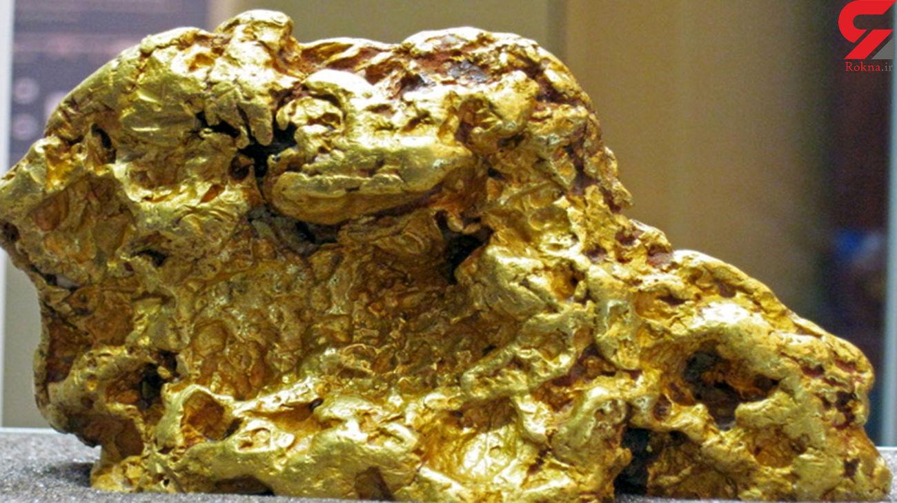۱۲ راز شگفت انگیز  طلا را می دانید!