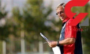 برنامه متفاوت تمرینی کرانچار برای تیم امید