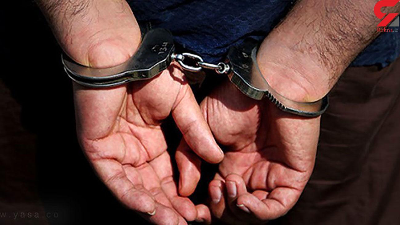 پلیس به زور دزد خوابالو را در پراید بیدار کرد + فیلم دیدنی
