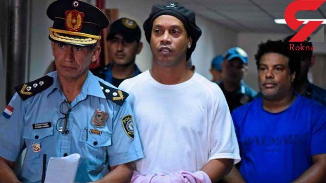 فوتبالیست معروف در زندان نجار شد