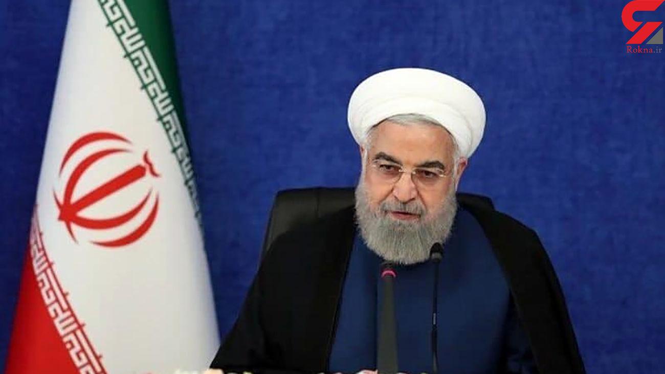 روحانی: آمادگی واکسیناسیون روزانه ۵۰۰ هزار نفر وجود دارد / ویروس هندی وارد عمق کشور شده است