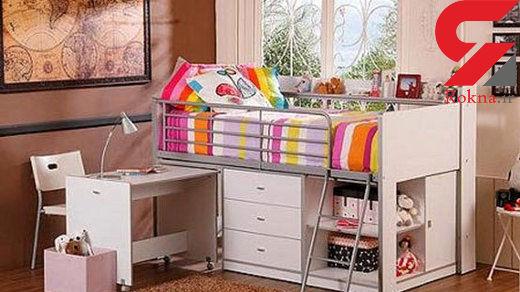 سرویسخوابهایی برای استفاده بهینه از فضا
