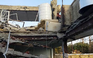 6 مجروح در انفجار هولناک شهر ری + فیلم