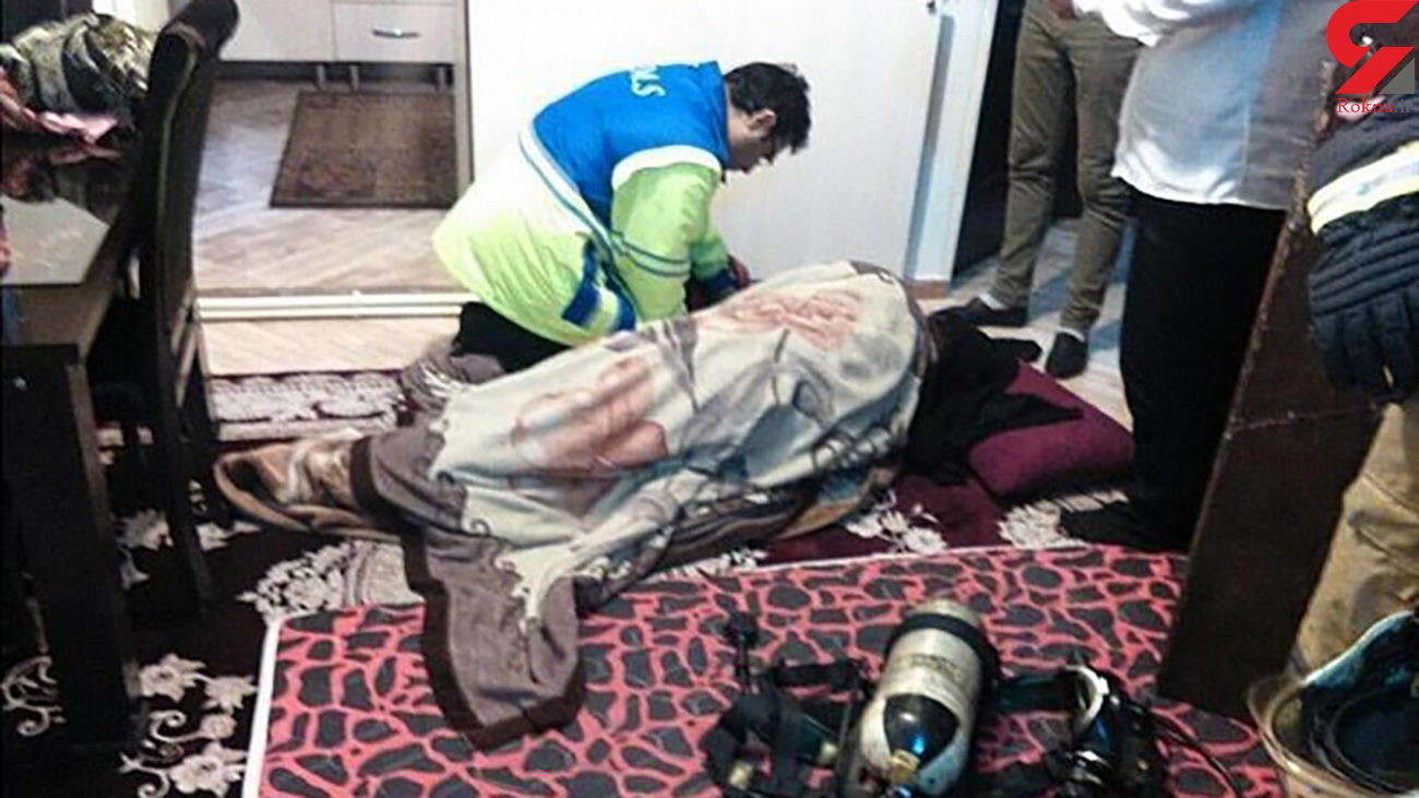 جسد زن و مرد زنجانی همراه با یک کودک 8 ساله  پیدا شد