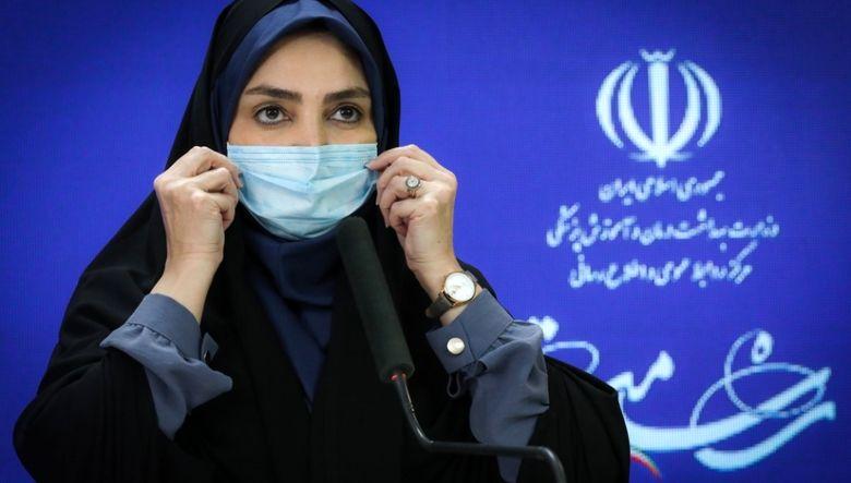 ۶۹ مبتلا به کرونا در 24 ساعت گذشته در ایران جانباختند / ۱۸ شهر نارنجی، ۱۵۴ شهر زرد و ۲۷۶ شهر کشور آبی