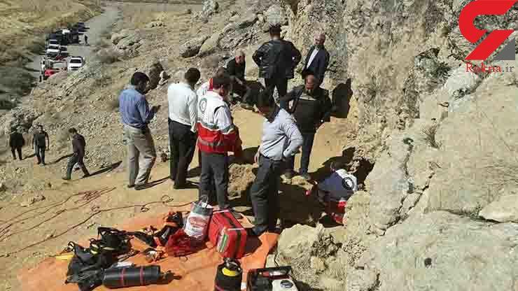 طلسم گنج جویندگان گنج را عزادار کرد / جسد از در عسگر آباد خوی پیدا شد+ عکس