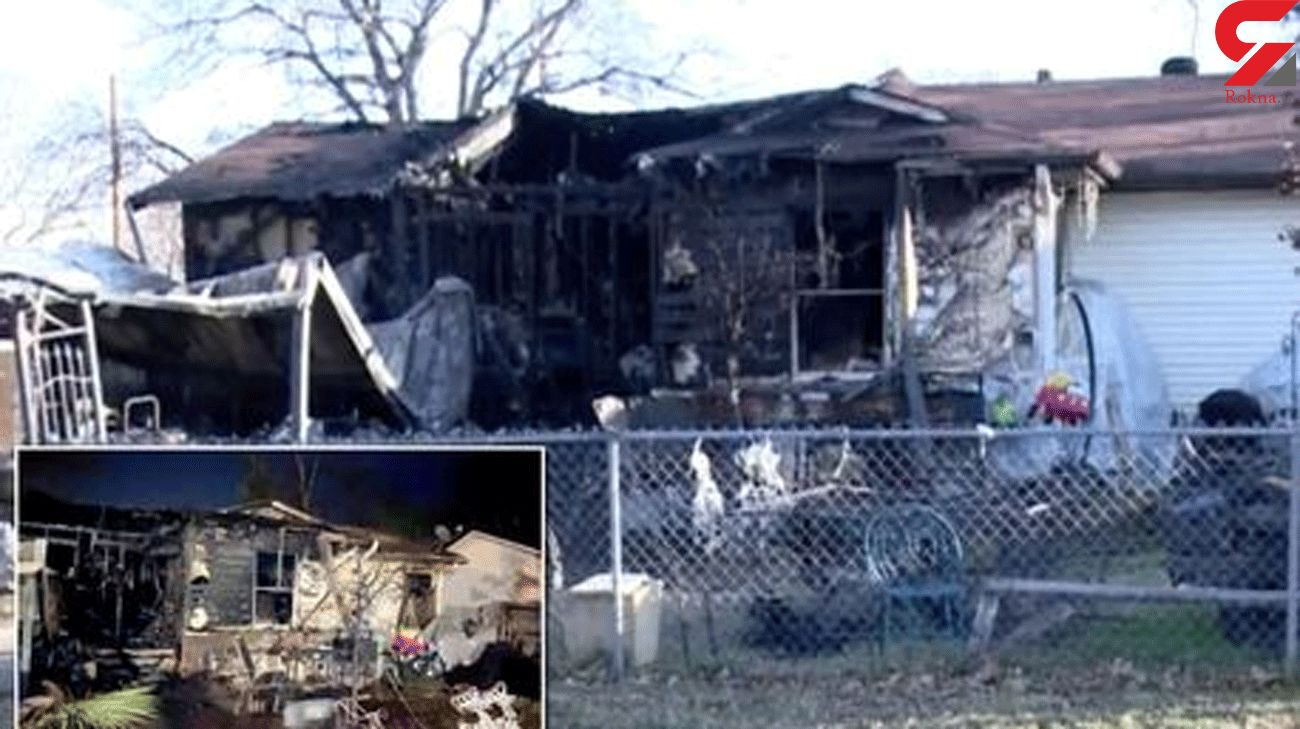 Teen saves Covid-infected family from house fire that only she could smell