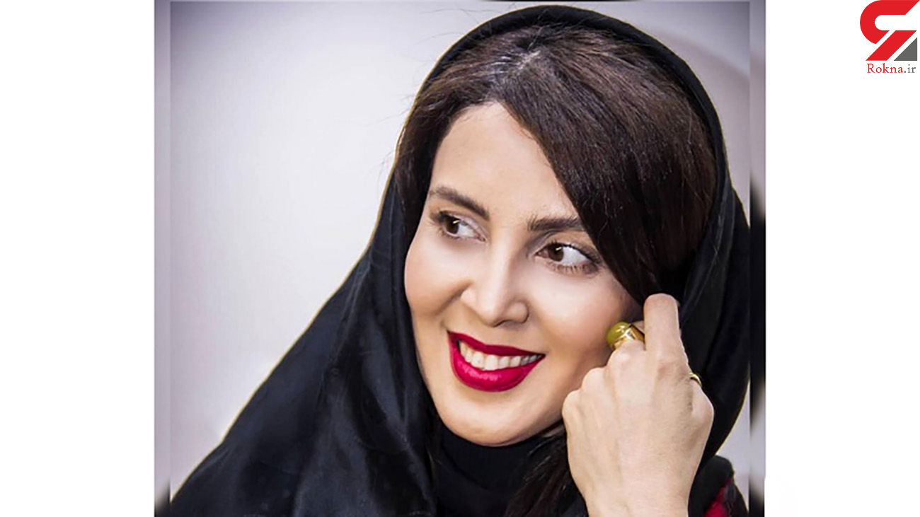 لیلا بلوکات و مهران غفوریان در خانه حمید صفت ! + عکس ها