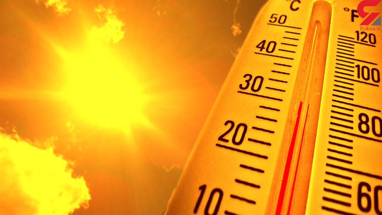 روند افزایش دمای هوا در خراسان رضوی تا پایان هفته ادامه دارد