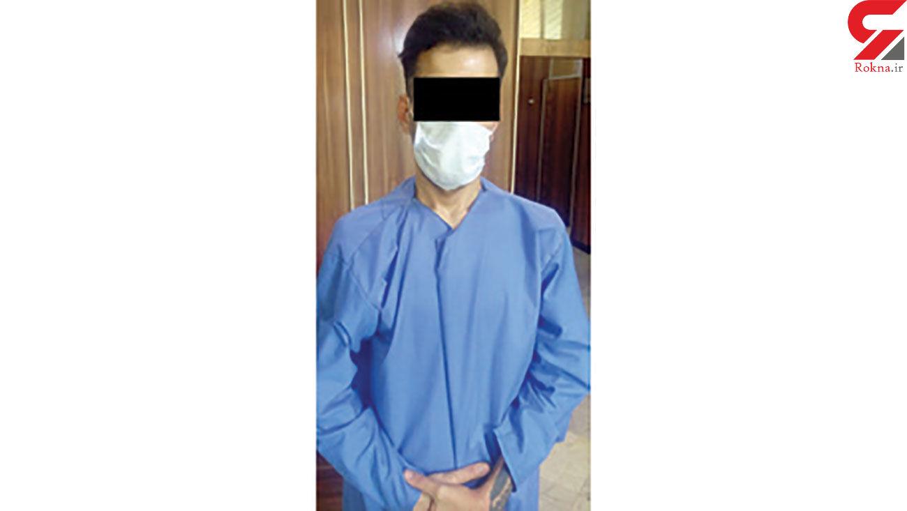 گفتگوی بی پرده با عامل تیرباران اوباش سرشناس مشهد! / زنانم موقت بودند + عکس