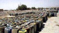 باند قاچاق سوخت در جنوب استان متلاشی شد/ کشف ۱۱ هزار لیتر گازوئیل قاچاق