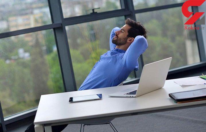 سه عامل مهم دلزدگی در محل کار