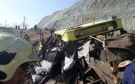 نتیجه بررسی نهایی حادثه اتوبوس مرگ دانشگاه علوم و تحقیقات مشخص شد+ عکس
