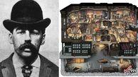 مخوفترین قاتل زنجیرهای مشهور تاریخ را بشناسید + عکس و جزییات
