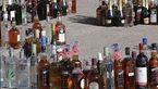 کشف دو هزار و 400 بطری مشروب از پراید و پژو در نیکشهر