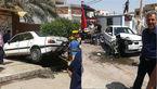شلیک به سارق حرفه ای پشت فرمان خودروی پلیس/ عملیاتی همانند کبری 11 + عکس