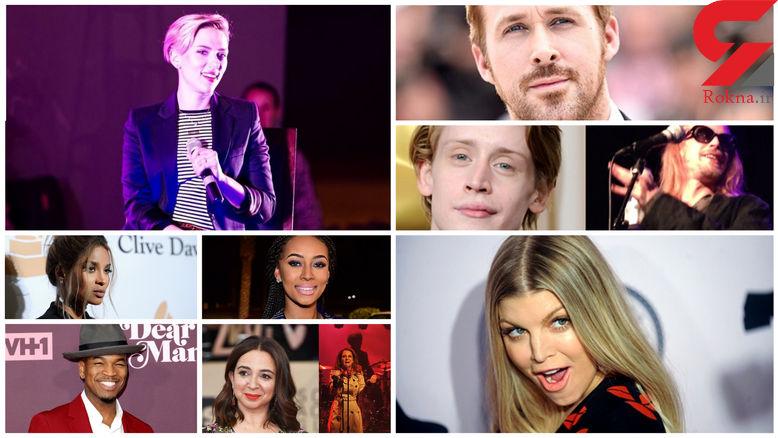 بازیگران و سلبریتی هایی که ستاره های دنیای موسیقی شدند +تصاویر