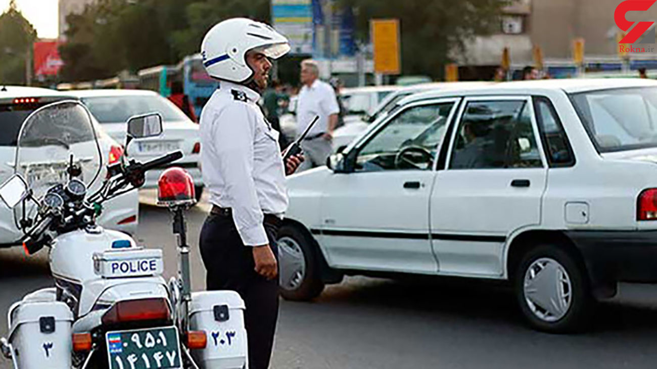 توقیف خودروی رانندگان بدحجاب در اردبیل