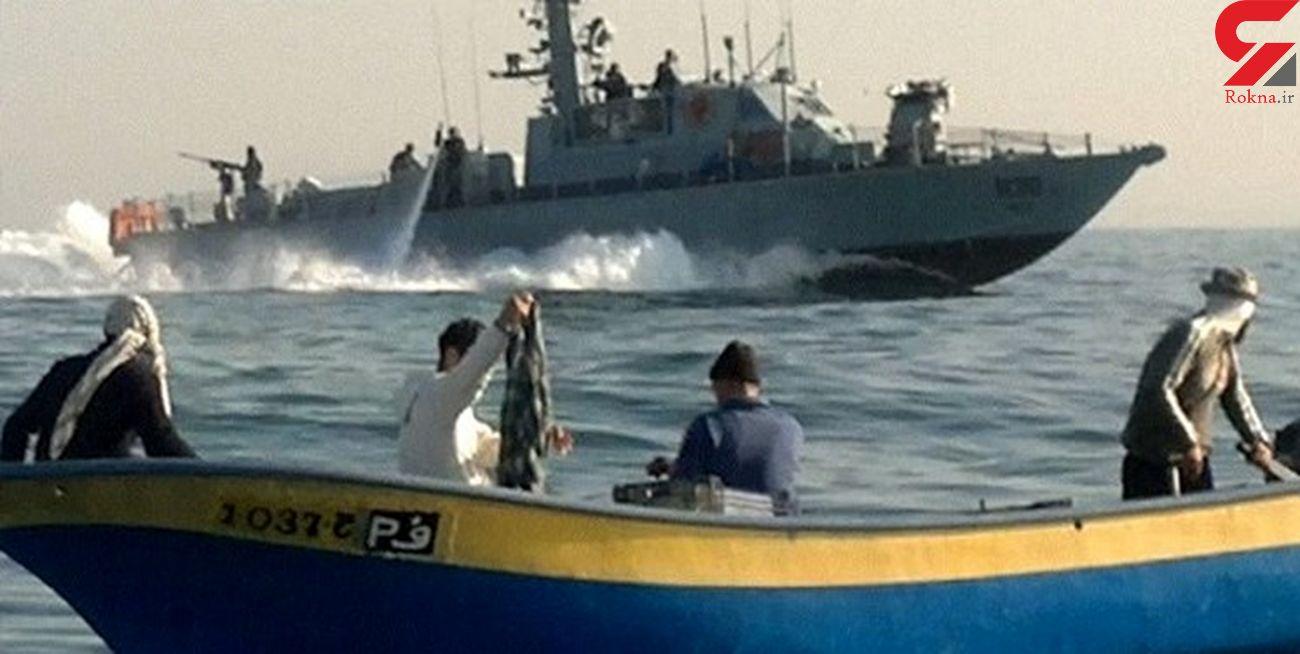 تیراندازی گارد ساحلی عربستان به صیادان بوشهری