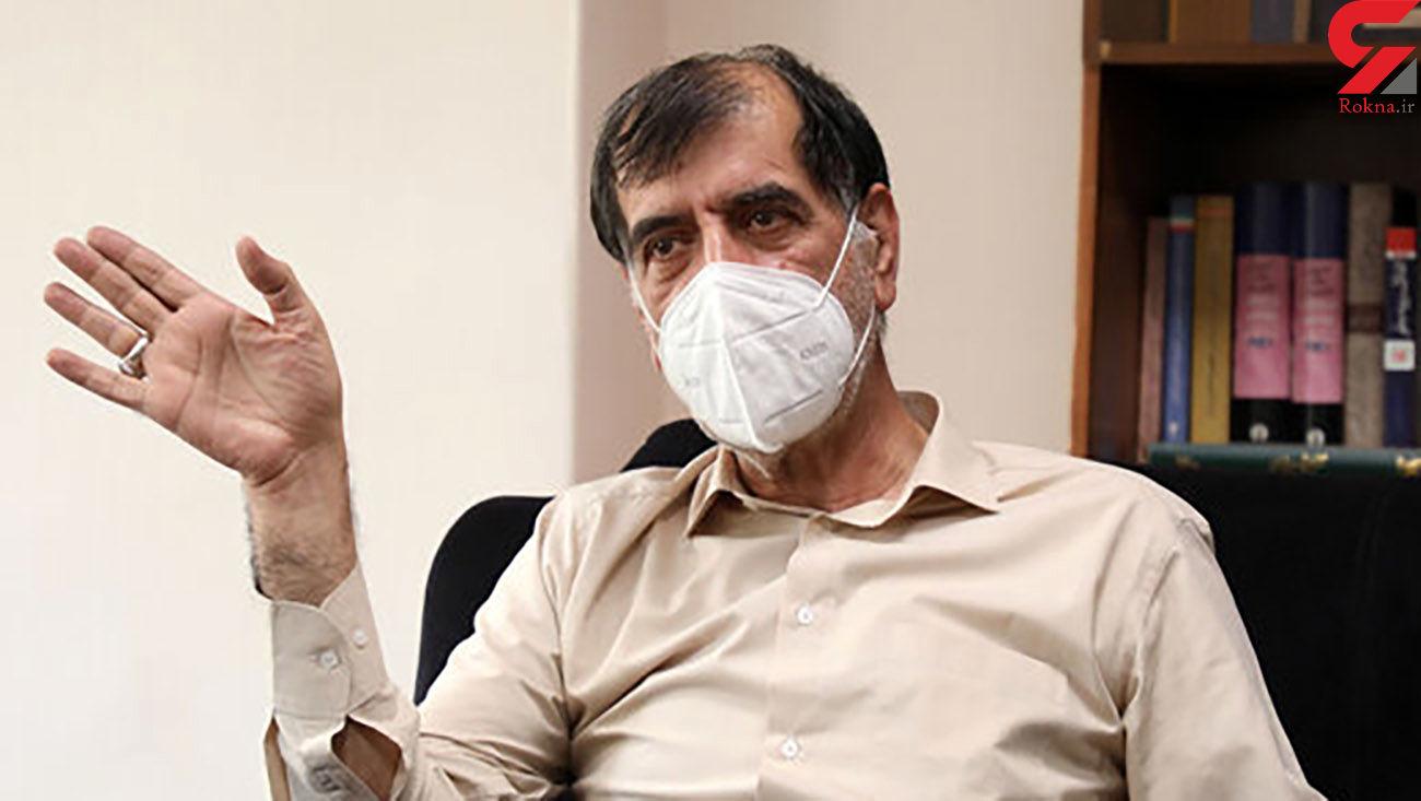 باهنر: لاریجانی دلخور نیست/شورای ائتلاف بی معرفتی کرد