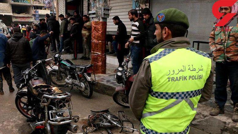 انفجار بمب در جرابلس سوریه 3 کشته برجای گذاشت