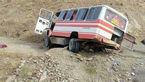 واژگونی مرگبار مینیبوس در محور مریوان _ سقز / 4 نفر کشته شدند