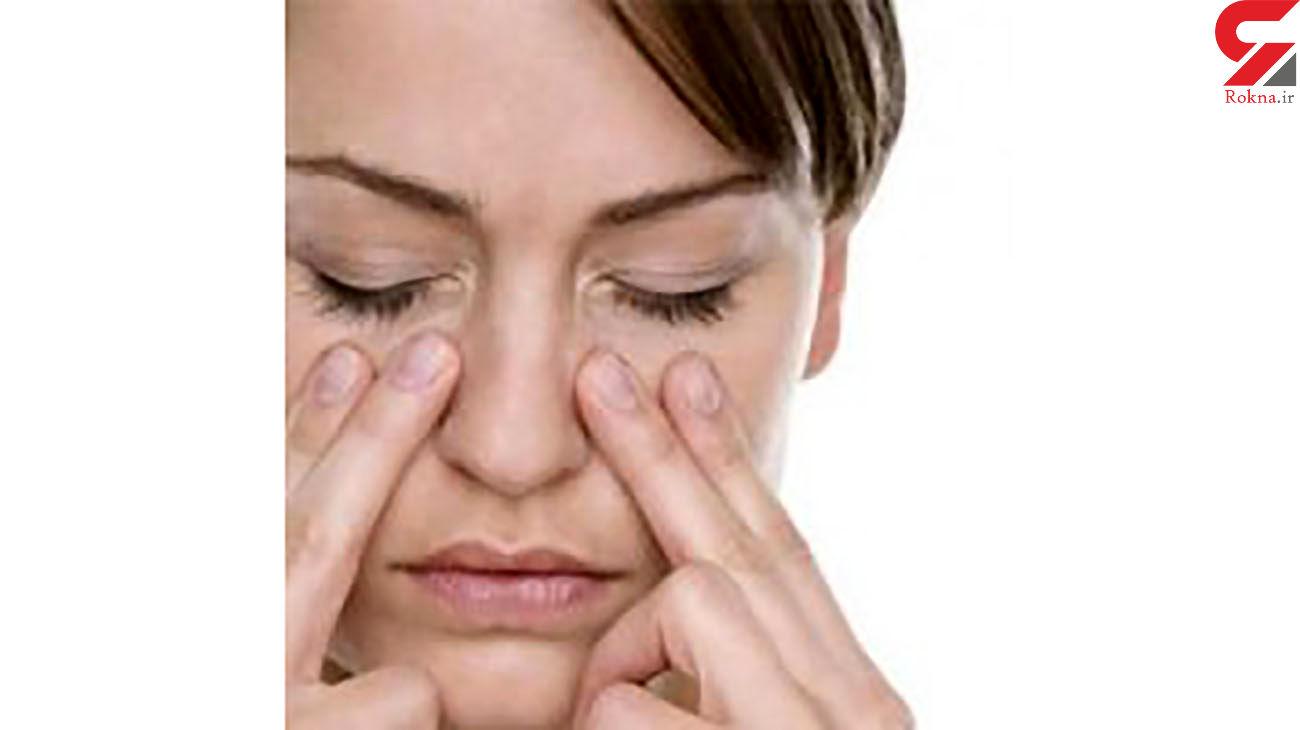 درمان های خانگی عفونت سینوسی
