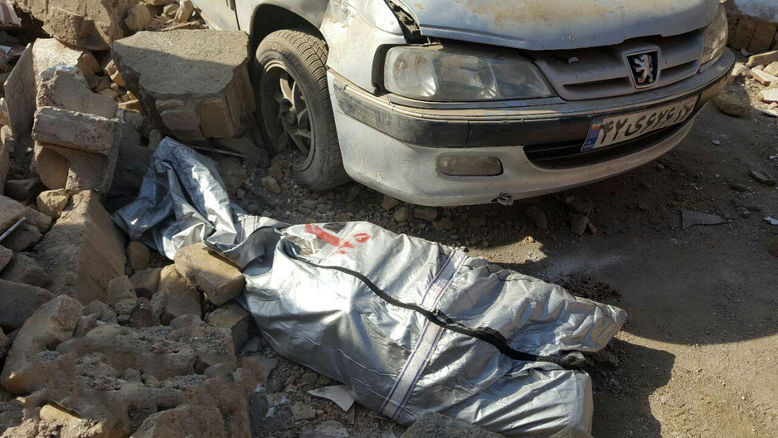 مرگ سوزناک پیرزن تنهادر انفجار مشهد+تصاویر