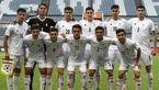 ترکیب تیم امید برابر کره جنوبی مشخص شد