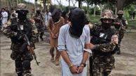 یک شبکه تروریستی در هرات متلاشی و عاملین آن بازداشت شد