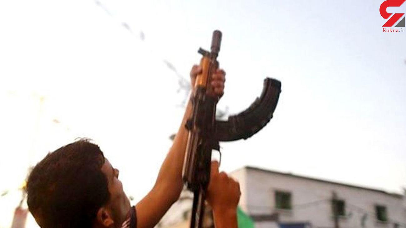 دستگیری مردان مسلح به جرم تیراندازی در آبادان
