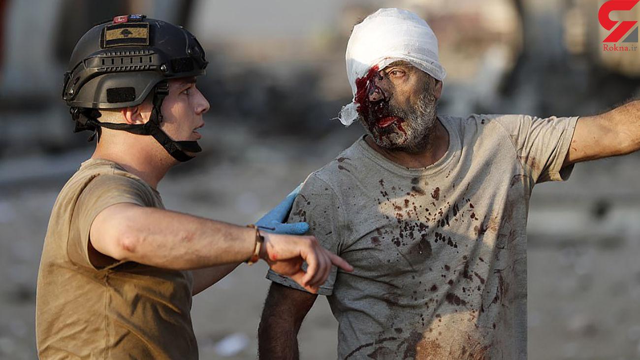 روسیه پنج هواپیما برای کمک راهی لبنان می کند + فیلم بعد انفجار