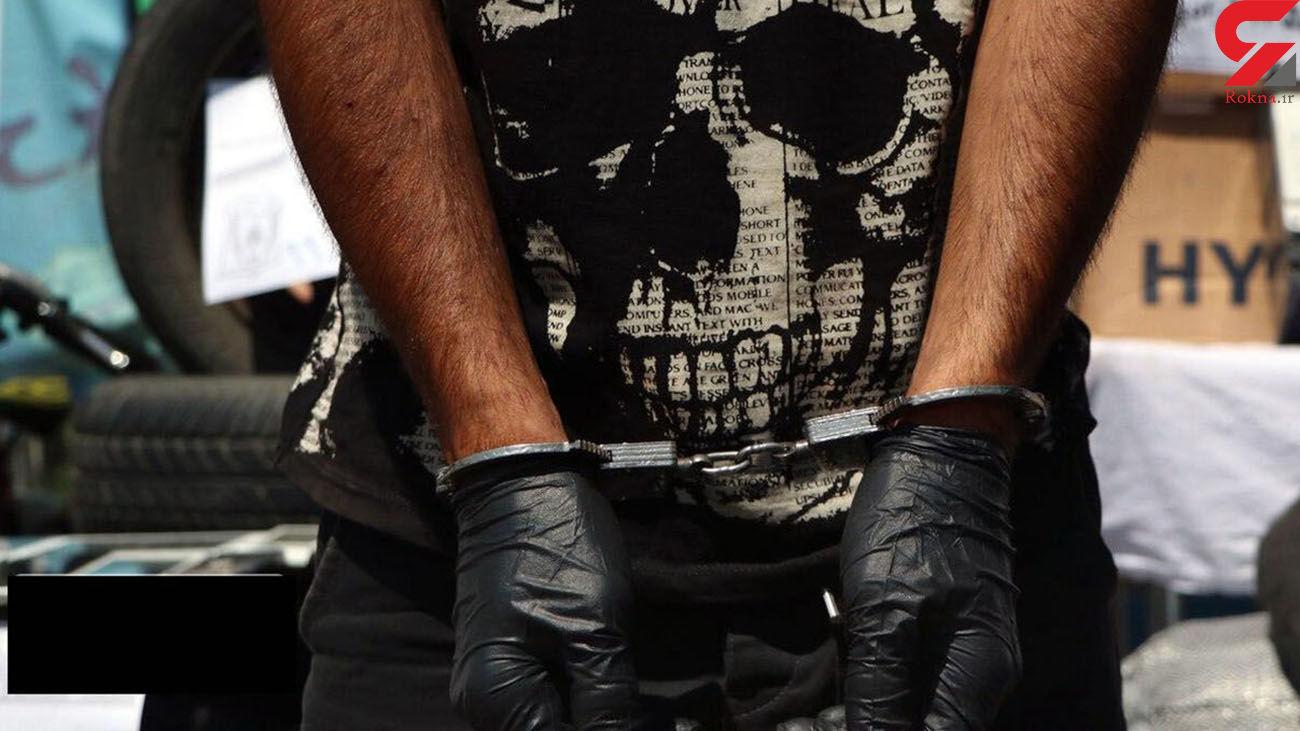 دستگیری سارق دوچرخه در آبادان