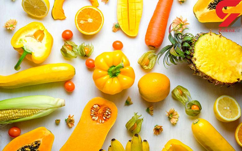 خوشمزه های رفع کننده بیماری کم خونی