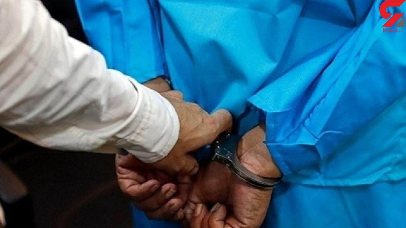 دستگیری عامل چاقوکشی و شرارت هنگام قدرت نمایی در رامیان