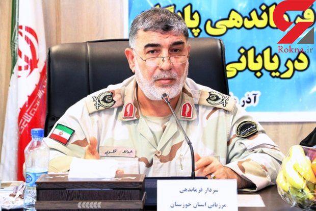 100 نفر در خوزستان دستگیر شدند