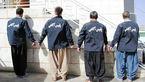 دستگیری اعضای باند خیابانی دزدان قم +عکس