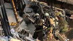 تکذیب شهادت 20 آتش نشان در زیر آوار پلاسکو / هنوز محل احتباس آتش نشانان مشخص نیست