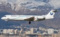 چرا فوکر 100 پر استفاده ترین هواپیما در ایران است؟
