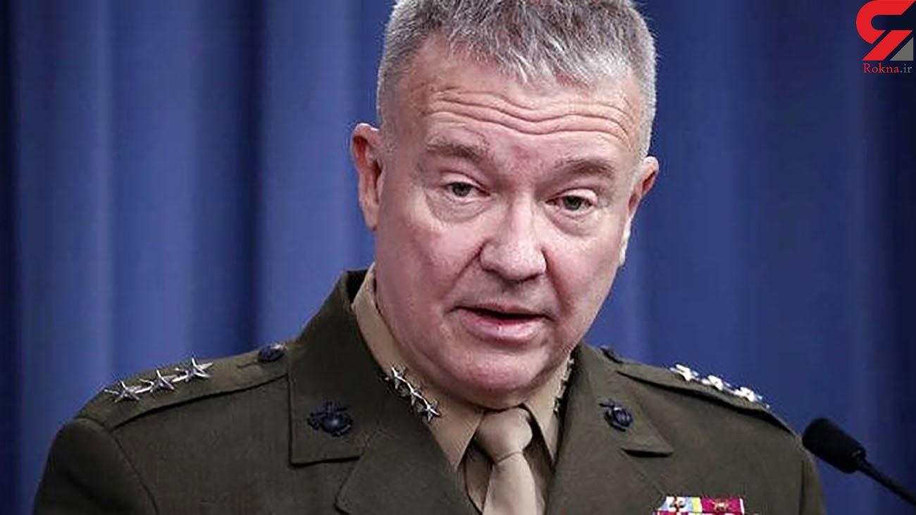 فرماندهآمریکایی: ایران برای بیرونراندن ما برنامههای دارد