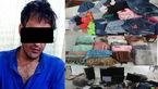 پایان تبهکاری های دزد سریالی مشهد + عکس