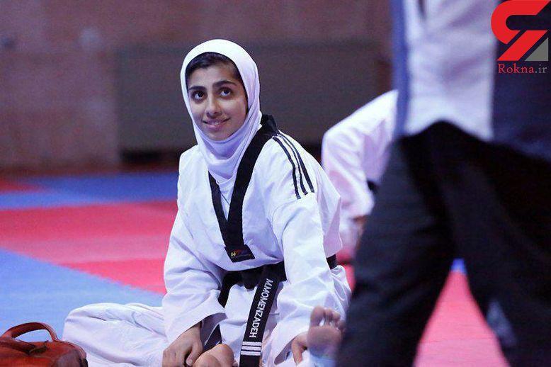 مهلا مومن زاده در منچستر کولاک به پا کرد / او اول جهان شد