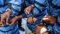 دستگیری اعضای باند حرفه ای سرقت مغازه در استان بوشهر