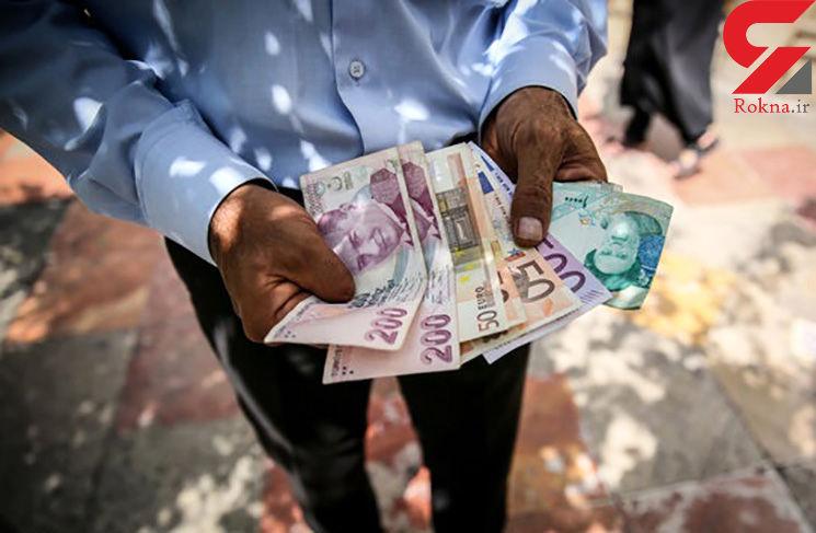 قیمت دلار و قیمت یورو در صرافی ملی امروز ۹۸/۰۵/۱۲ / دلار ۱۲ هزاری شد
