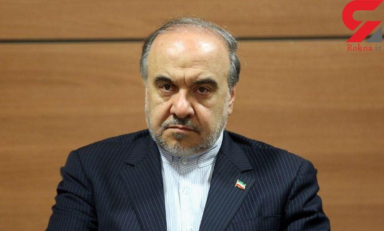 سلطانیفر: حضور بانوان در ورزشگاه آزادی اتفاقی تاریخی بود و امیدوارم ادامه پیدا کند