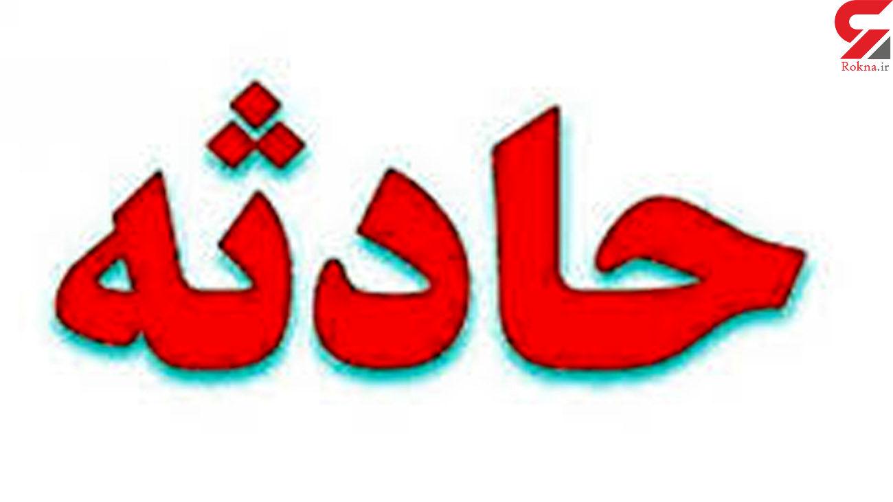 مصدومیت 3 مرد بوشهری بر اثر سقوط از ارتفاع