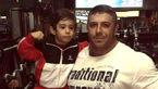بررسی های جدی در پرونده قتل بی رحمانه قهرمان پرورش اندام ایران+ عکس