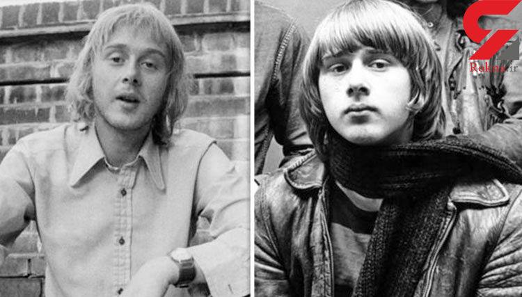 مرگ گیتاریست سابق گروه موسیقی معروف +عکس