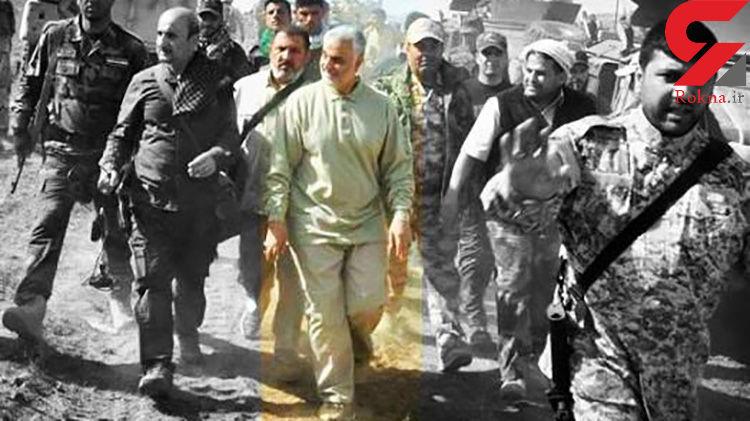 روایتی از برخورد متفاوت سردار سلیمانی با تخطی نیروهای نظامی و افرادی که باید اخراج میشدند