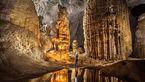 تصاویری دیدنی از عجیبترین غار دنیا